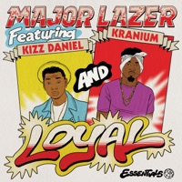Major Lazer - Loyal (feat. Kizz Daniel & Kranium) - Single