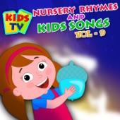 Kids TV - Ten Little Teddy Bears (Male voice)