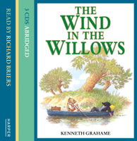 Kenneth Grahame - The Wind In The Willows (Abridged) artwork