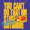You Can't Do That On Stage Anymore, Vol. 2: The Helsinki Concert (Live) ジャケット写真