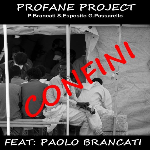 Confini - Profane Project (solo banner)
