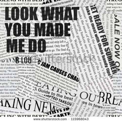 B. Lou - Look What You Made Me Do (Instrumental) - Single