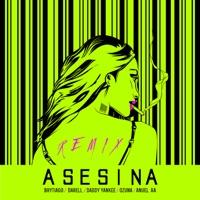 Asesina (Remix) [feat. Daddy Yankee, Ozuna & Anuel AA] - Single Mp3 Download