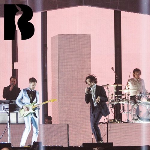 The 1975 - The Sound (Live At the BRITs) - Single