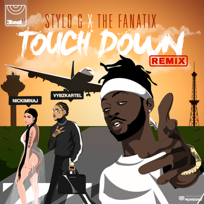 Touch Down (Remix) [feat. Nicki Minaj & Vybz Kartel]