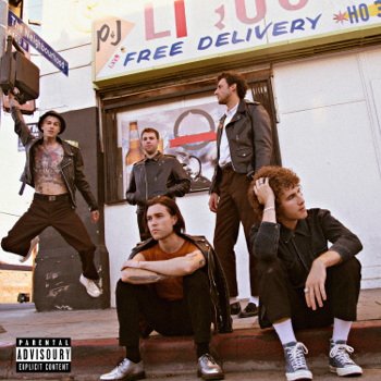 The Neighbourhood Hard to Imagine the Neighbourhood Ever Changing music review