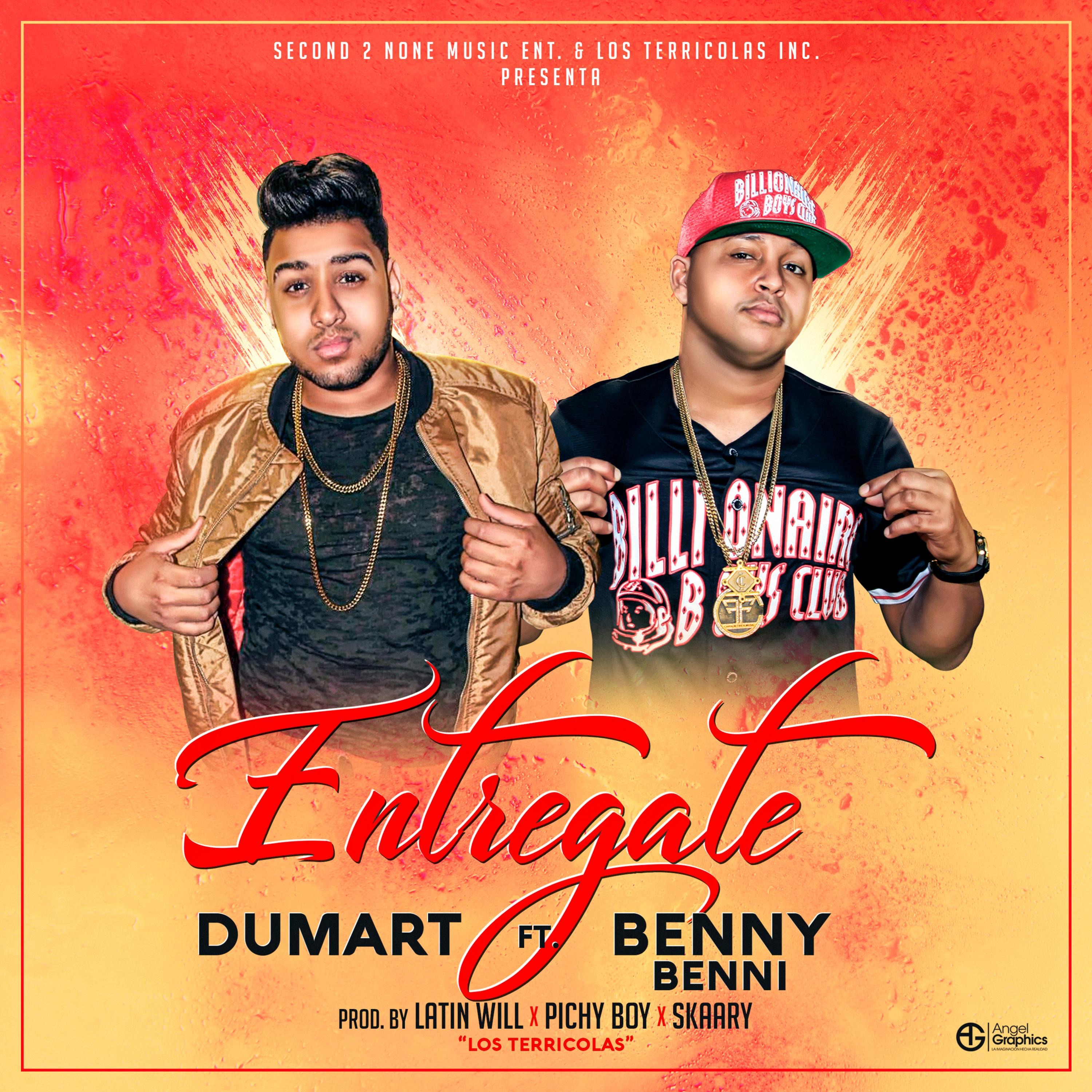Entregate (feat. Benny Benni) - Single