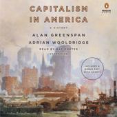 Capitalism in America: A History (Unabridged) - Alan Greenspan & Adrian Wooldridge Cover Art