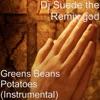 Greens Beans Potatoes Instrumental Single