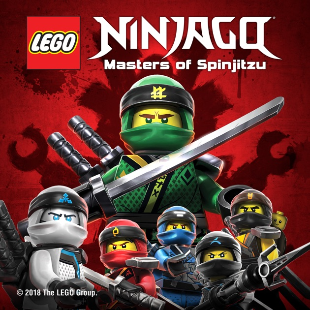 lego ninjago masters of spinjitzu season 8 on itunes