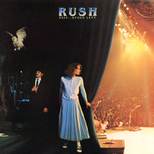 Rush - Exit... Stage Left (Live) [Remastered]