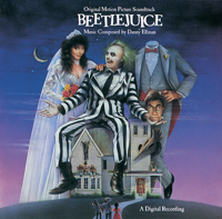 Danny Elfman - Beetlejuice (Soundtrack from the Motion Picture) artwork