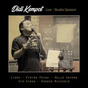 Hello Sayang (Live) - Didi Kempot - Didi Kempot
