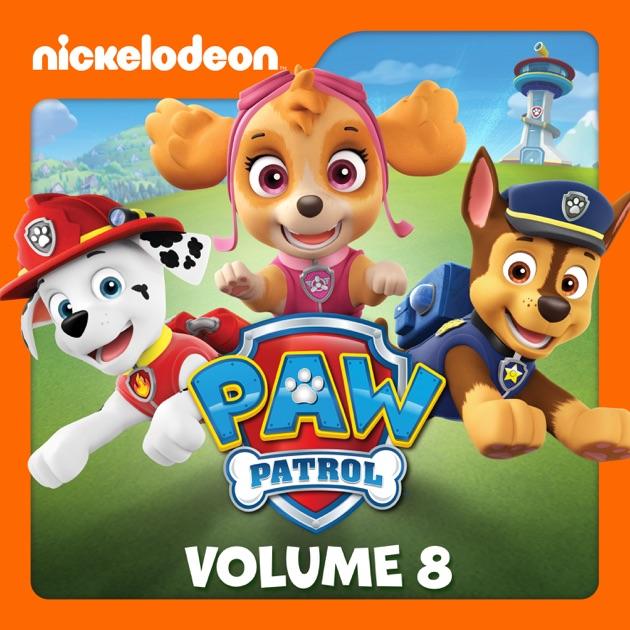 Paw Patrol Vol 8 On Itunes