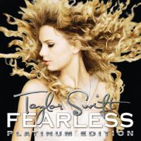 Taylor Swift - Fearless (Platinum Edition) artwork