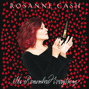 Rosanne Cash She Remembers Everything (Deluxe) music review