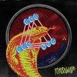 "The album art for ""Turbowolf"" by Turbowolf"