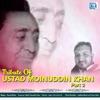 Tribute Of Ustad Moinuddin Khan Pt 2 Single