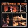 Sassy Swings The Tivoli ジャケット写真