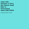 Adult ADD Solution: A Thirty Day Holistic Road Map to Overcoming Adult ADD/ADHD (Unabridged) - George Sachs PsyD