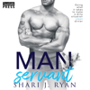 Shari J. Ryan & Lisa Brown - editor - Manservant (Unabridged)  artwork