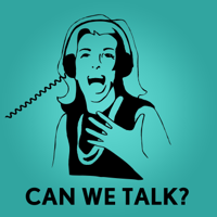 Podcast cover art for Can We Talk?