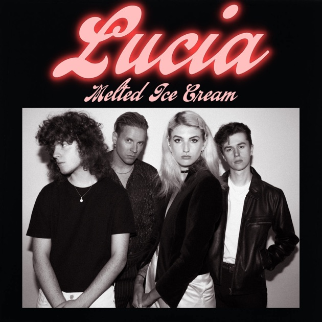 LUCIA – Melted Ice Cream – Single [iTunes Plus AAC M4A]