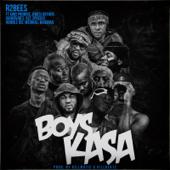 Boys Kasa (feat. King Promise, Kwesi Arthur, DarkoVibes, Rjz, Spacely, Humble Dis, Medikal & B4bonah) - R2Bees