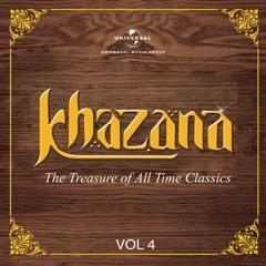 Khazana, Vol. 4 (Live)