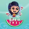 Enji - Live It artwork