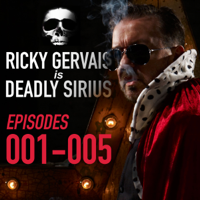 Ricky Gervais - Ricky Gervais Is Deadly Sirius: Episodes 1-5 artwork