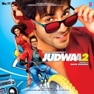 Judwaa 2 (Original Motion Picture Soundtrack) – EP – Sandeep Shirodkar, Anu Malik, Sajid-Wajid & Meet Bros