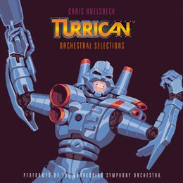 Album - Turrican Orchestral Selections Music Inspired by the