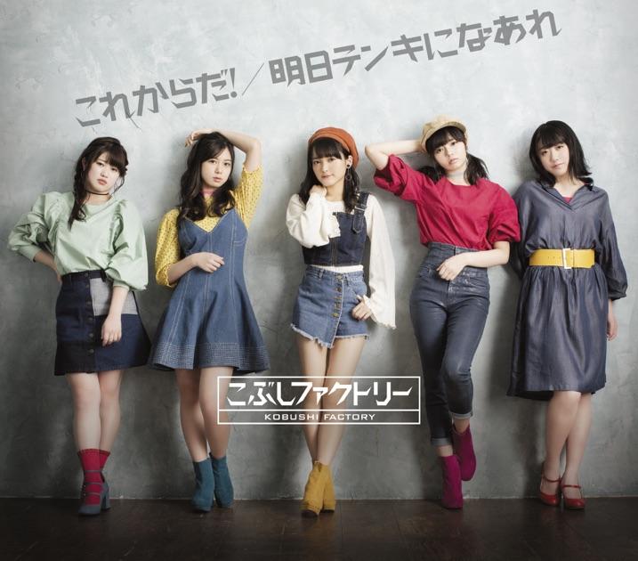 Magnolia Factory – これからだ!/明日テンキになあれ – EP (2 Tracks) [iTunes Plus M4A] | iplusall.4fullz.com