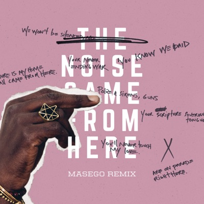 The Noise Came from Here (Masego Remix) - Single - Saul Williams