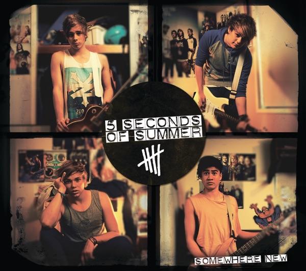 Somewhere New - EP