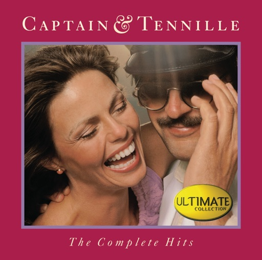 Art for Love Will Keep Us Together by Captain & Tennille