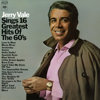 Sings 16 Greatest Hits of the 60's - Jerry Vale