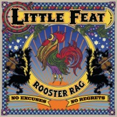Little Feat - Rag Top Down