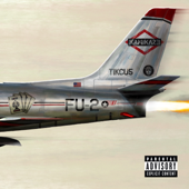 Eminem - Kamikaze  artwork