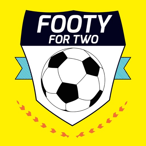 Cover image of Footy for Two