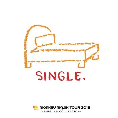 MONKEY MAJIK Tour 2018 ~Singles Collection~ SET LIST - Monkey Majik