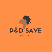Podcast cover art for Pod Save Africa