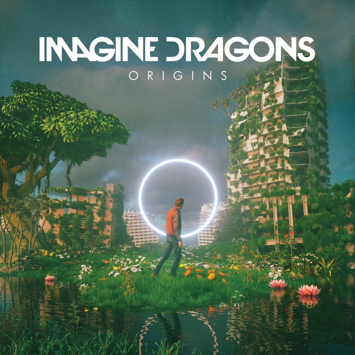 Origins Imagine Dragons CD cover