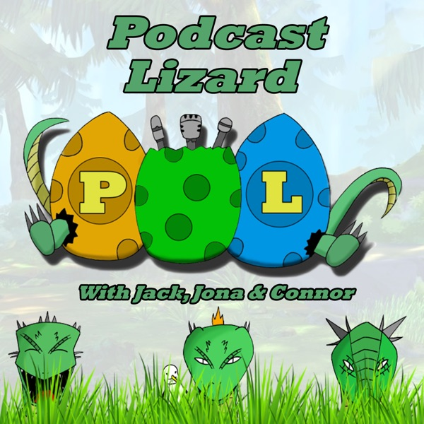 Podcast Lizard