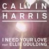 I Need Your Love (feat. Ellie Goulding) - Single ジャケット写真
