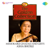 Asha Bhosle - The Golden Collection Memorable Ghazals and Geets artwork