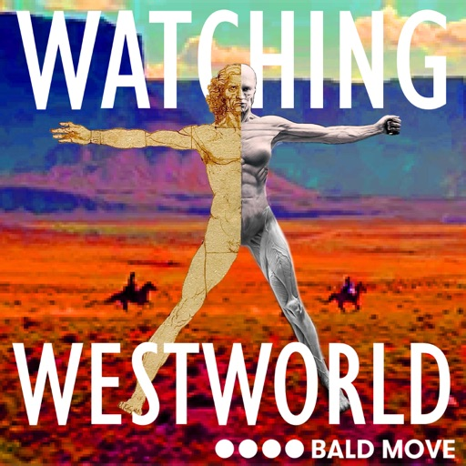 Cover image of Watching Westworld