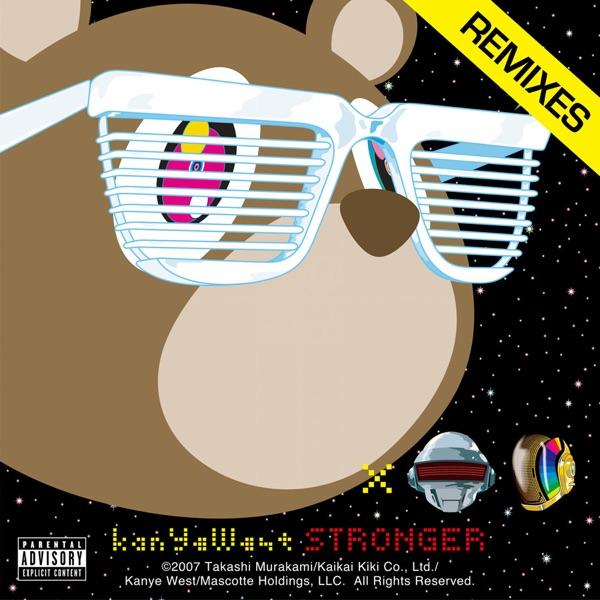 Stronger (Remixes) - Single