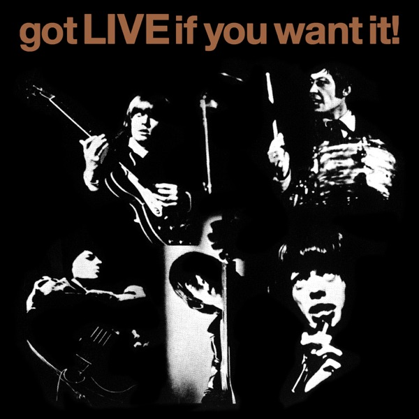 Got Live If You Want It! - EP